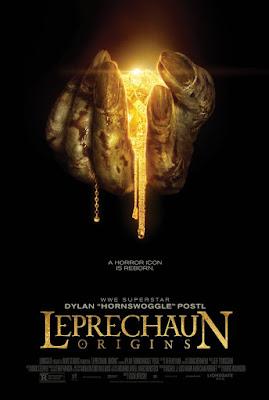 Leprechaun Origins 2014 DVD R1 NTSC Latino