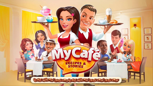 Game My Cafe: Recipes & Stories – World Cooking