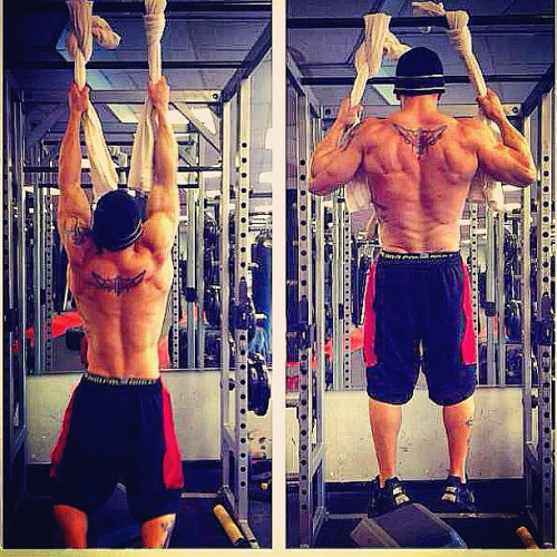Image result for towel pull up