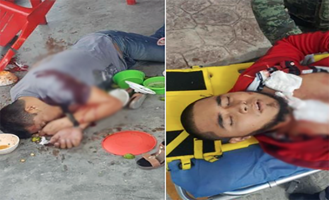 Sicarios Zetas masacran a Familia y obligan a esposa a presenciar ejecuciones en CD Victoria
