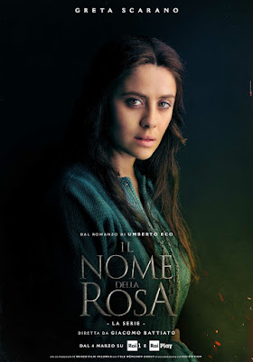 The Name Of The Rose 2019 Miniseries Poster 12