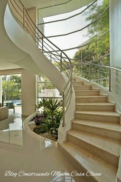 48 images of indoor staircase open space garden design ideas bahay ofw - Garden in small space collection ...