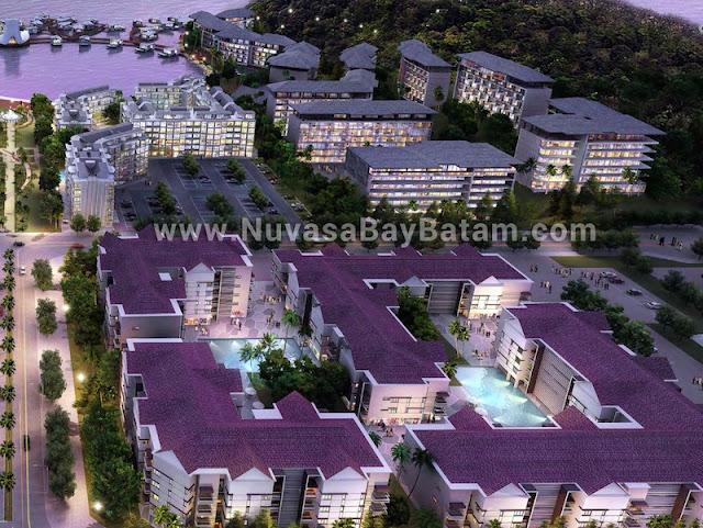 Nuvasa Bay Batam Condominium