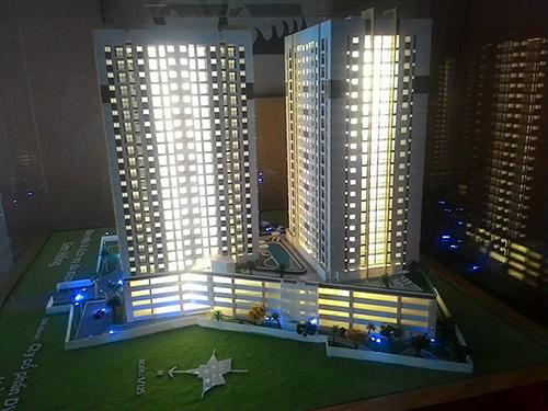 Căn hộ chung cư giá 530 triệu cuối đường Phạm Văn Đồng gần chợ Thủ Đức -4