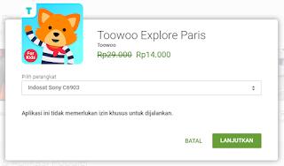 Cara Download Aplikasi Dan Game Berbayar Di Play Store Jadi Gratis