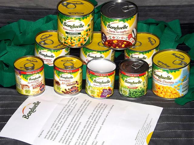 Produkty Bonduelle Polska .