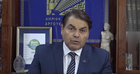 Καμπόσος: Δρόμοι παράλληλοι με την Περιφέρεια Πελοποννήσου αλλά με τον ίδιο στόχο (βίντεο)