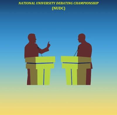 Logo NUDC 2015