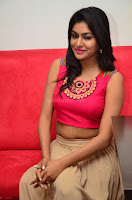 Akshita super cute Pink Choli at south indian thalis and filmy breakfast in Filmy Junction inaguration by Gopichand ~  Exclusive 119.JPG