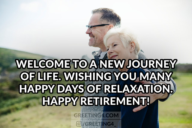 Wishes On Retirement