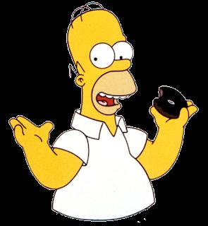 Cartoon Characters: Simpsons (HQ)