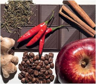 perda de peso alimentos termogênicos