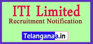 ITI Limited Recruitment Notification 2017 Last Date 10-04-2017