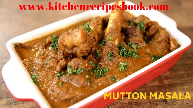 MUTTON CURRY MAKING | MUTTON CURRY COOKING | MUTTON MASALA RECIPE|