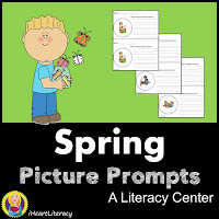 Spring Picture Prompts – Students create their own short stories based on fun spring pictures.