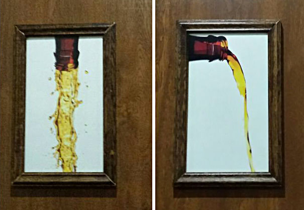 20+ Of The Most Creative Bathroom Signs Ever - How Will You Get That Used Beer Out Of Your System?
