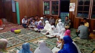 Polres Sekadau, Giat Safari Ramadhan Di Kampung Serdam