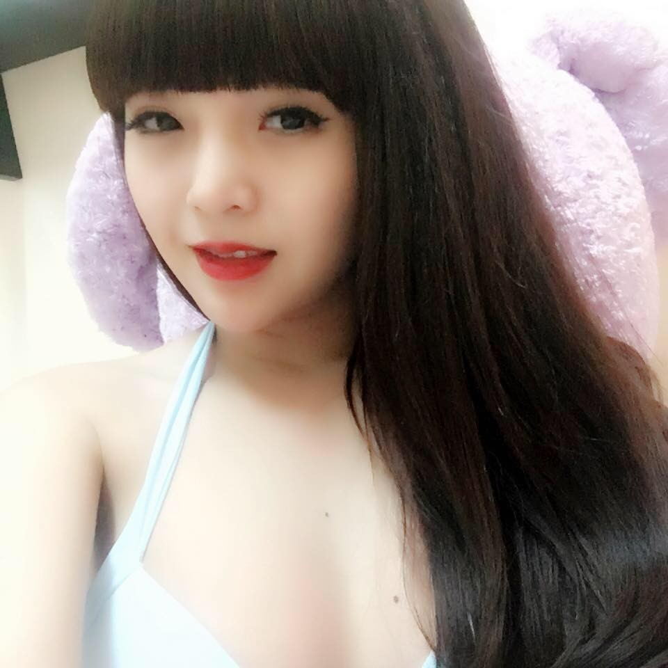 Ngắm hot girl Huyền Nguyễn Lazy xinh đẹp gợi cảm