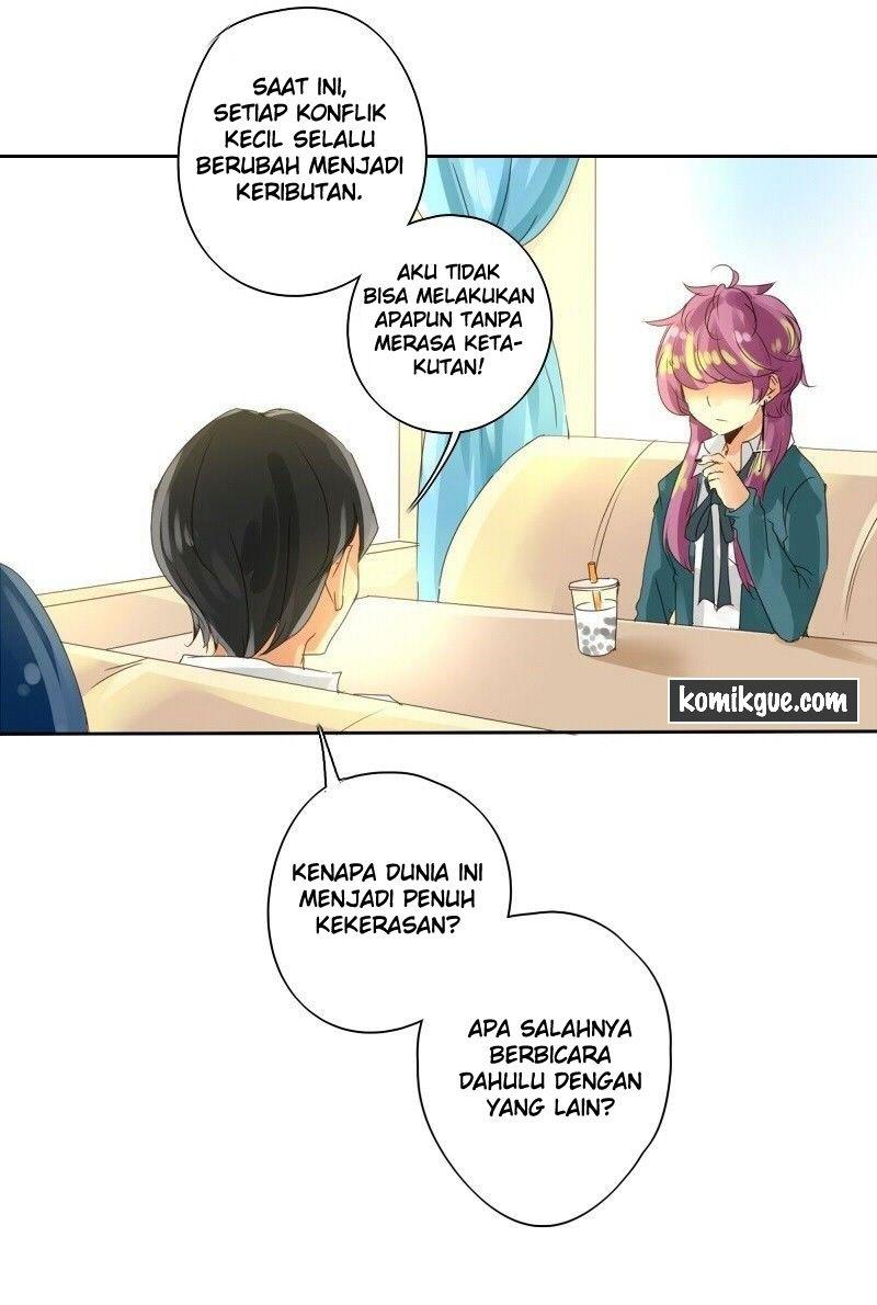 Webtoon UnOrdinary Bahasa Indonesia Chapter 05