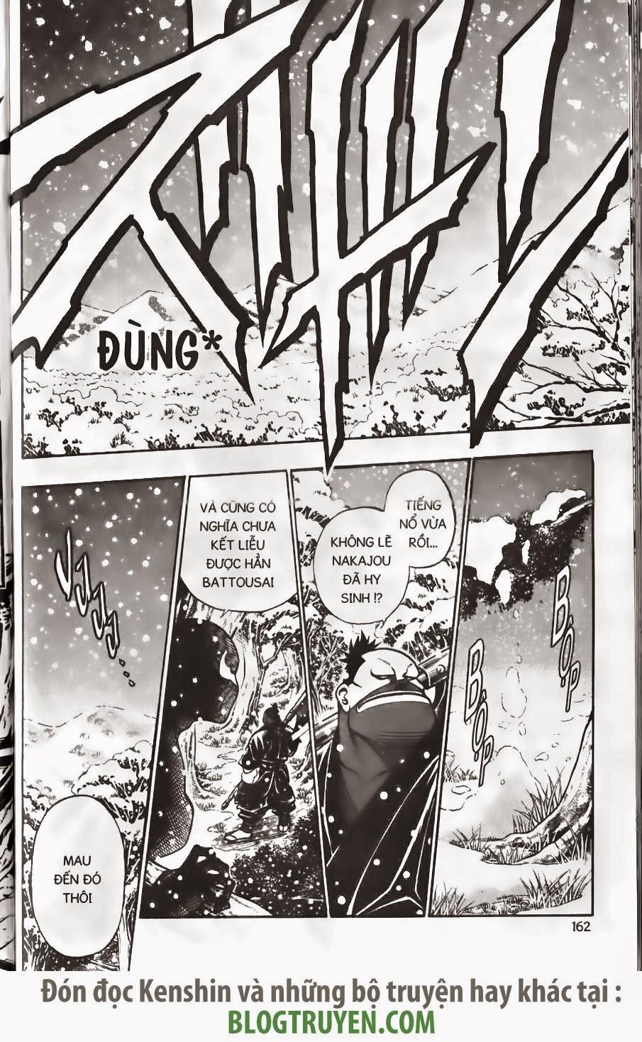 Rurouni Kenshin chap 176 trang 11