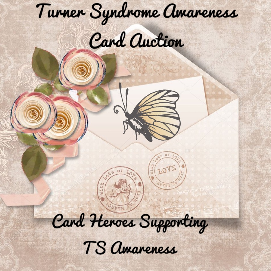 Turner Syndrome Awareness Card Auction
