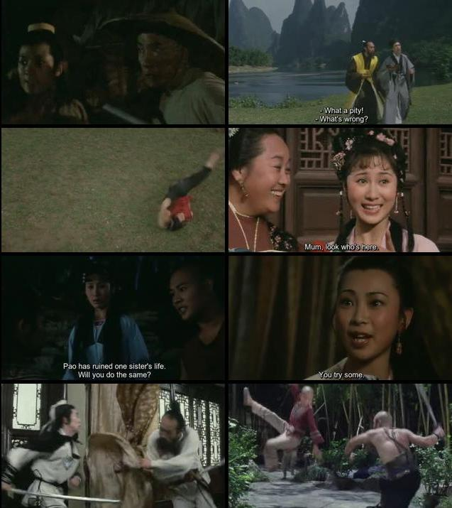 Shaolin Temple 2 Kids From Shaolin 1984 Dual Audio Hindi 480p BRRip 300mb