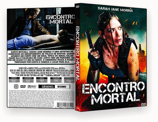CAPA DVD – Encontro Mortal – ISO
