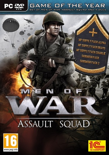 Men of War Assault Squad Game of the Year Edition Full Tek Link