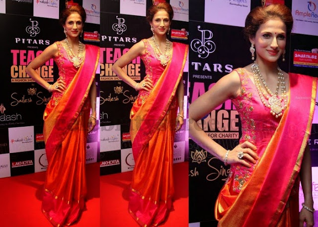Shilpa Reddy Silk Sarees Collection