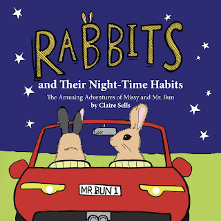 Rabbits Children's Book Claire Sells