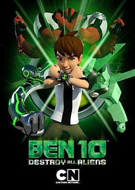 Watch Ben 10 Destroy All Aliens (2012) Online For Free Full Movie English Stream