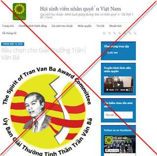 Hội sinh viên nhân quyền Việt Nam thách thức chính quyền