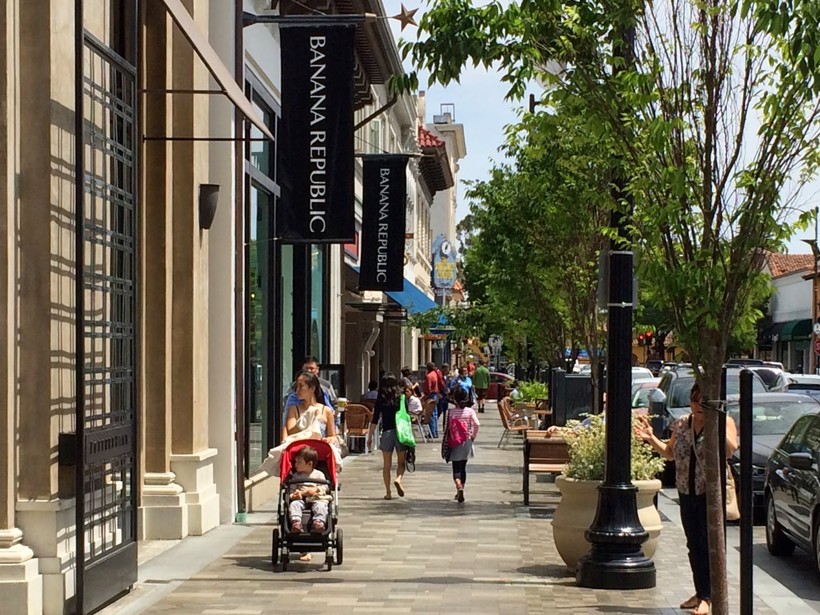 Plannerdan Review A New Streetscape For Burlingame Avenue