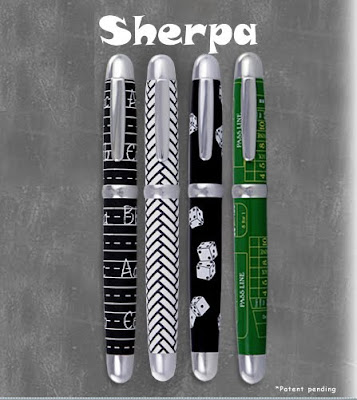Sherpa Sharpie Cases