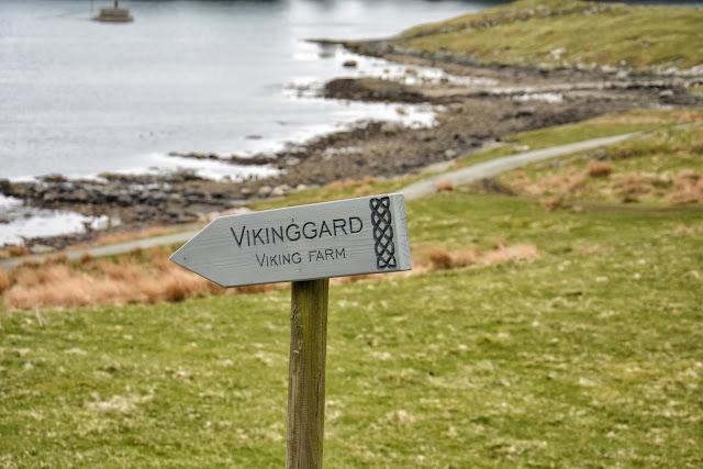 Avaldsnes, Karmoy -  Wioska Wikingów, atrakcja turystyczna Haugesund