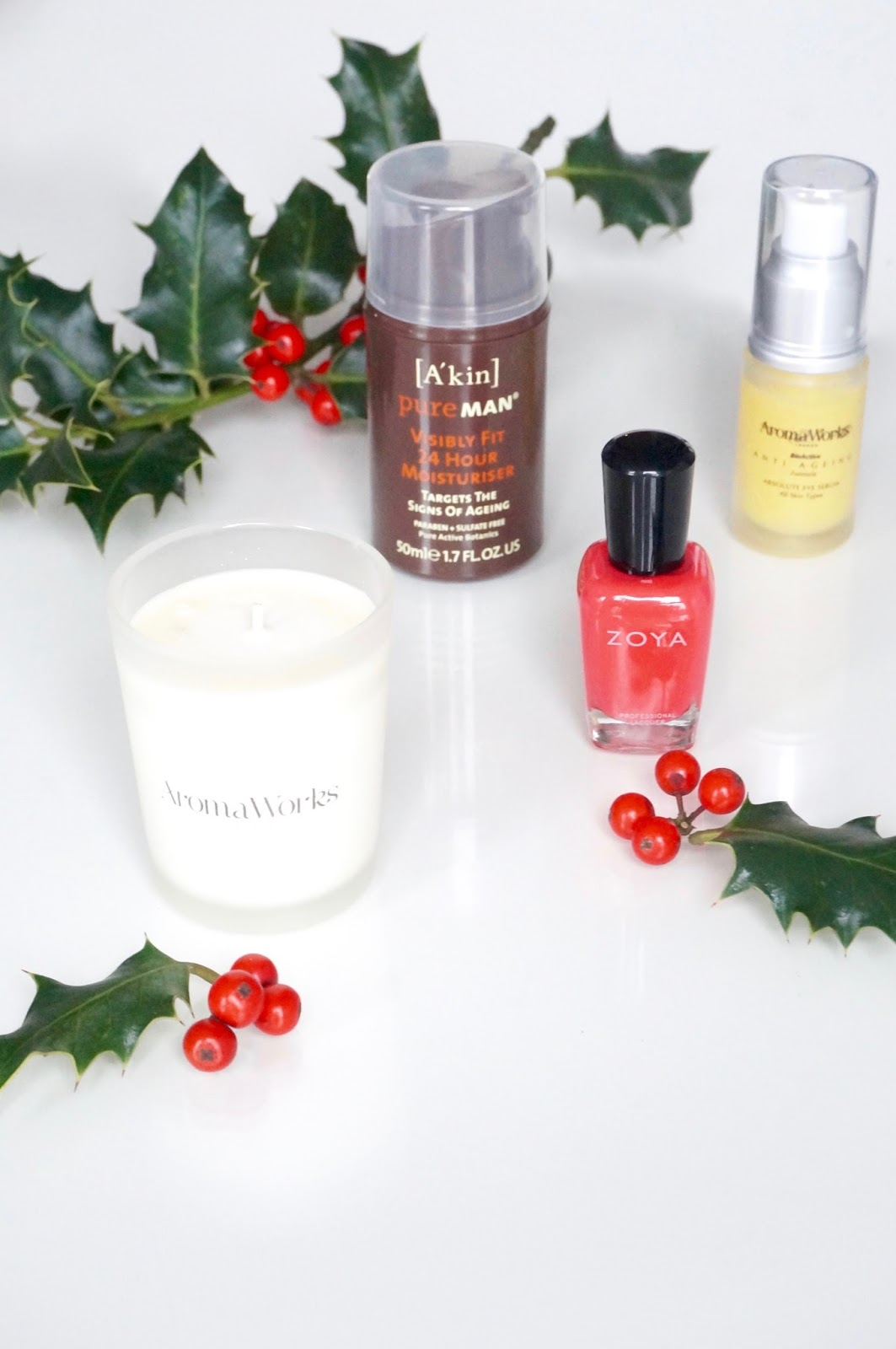 Natural beauty christmas gift ideas
