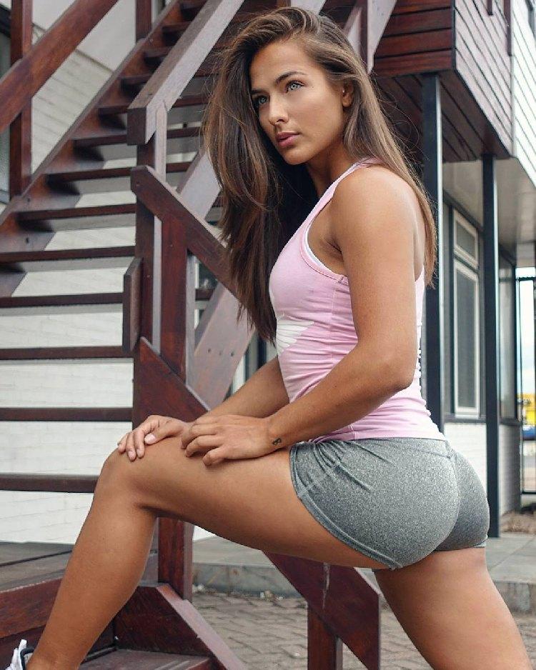 Nochtli Peralta Alvarez Fitness Model
