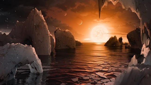 Scientists discover whole solar system potentially harboring life : NASA