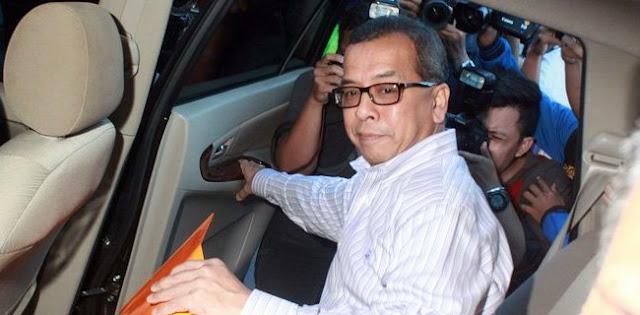 Setahun Jadi Tersangka, Emirsyah Satar Belum Ditahan KPK