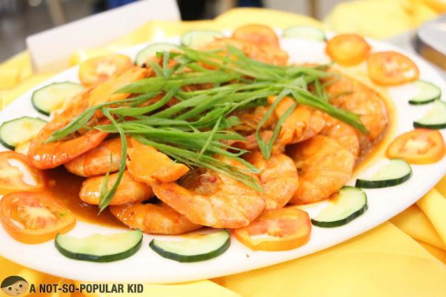 Lola Ina's in Seascape Village - Shrimps