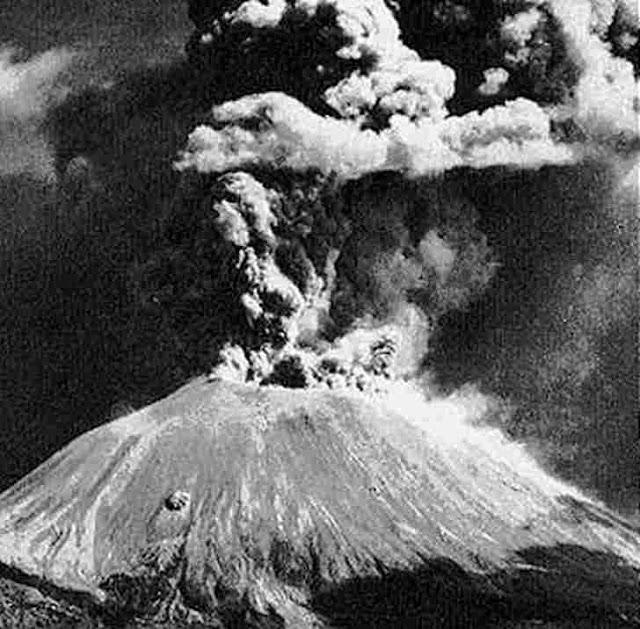 gunung galunggung salah satu gunung di Indonesia yang masih aktif