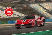 Ferrari 488 awarded another prize for Pista