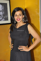 Flora Shaini looks super cute in black at Pelliki Mundu Prema Katha Trailer Launch 34.JPG