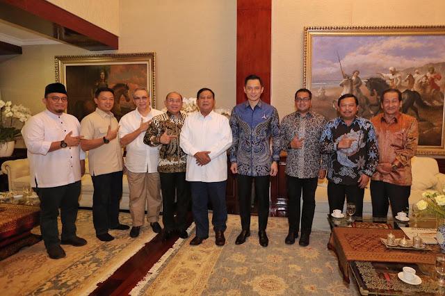 Kader Demokrat: Prabowo Sudah Jadi Pemimpin Demokratis, Kita Harus Terus Mengkritiknya