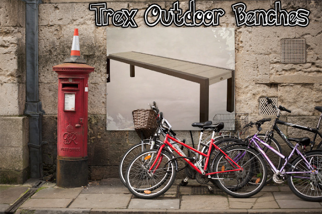 Benches, Outdoor Benches, Outdoor Furniture, Trex outdoor Furniture, Trex Outdoor Benches,