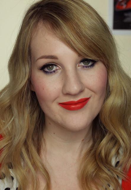 MAC The Matte Lip 2015 - Dangerous Lipstick Swatches & Review
