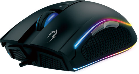 ZEUS M1 RGB Optical Gaming Mouse