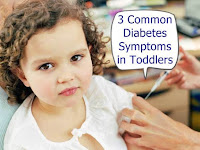 3 Common Diabetes Symptoms in Toddlers