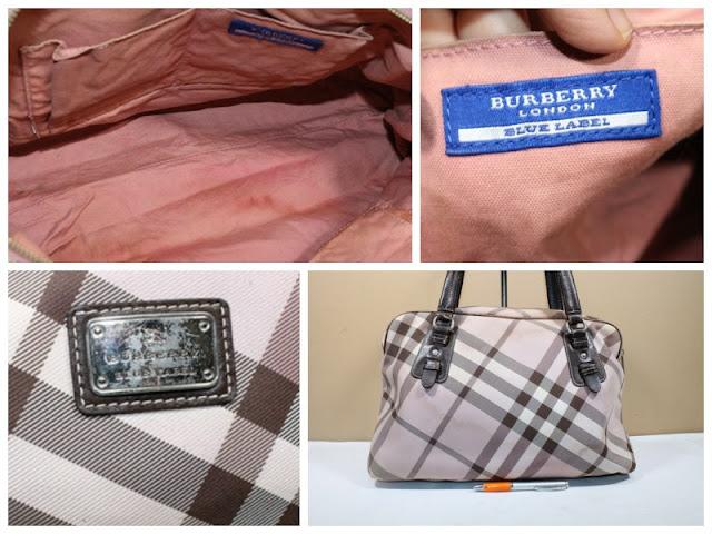 BURBERRY ORIGINAL - Tas Second Seken Original 081170 1414 9 c8c592ef4e