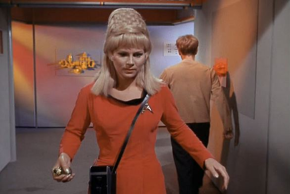 Star Trek At 50 Charlie X Warped Factor Words In The